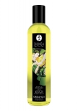 Shunga Massage Oil Organica Erotic Green Tea 250ml