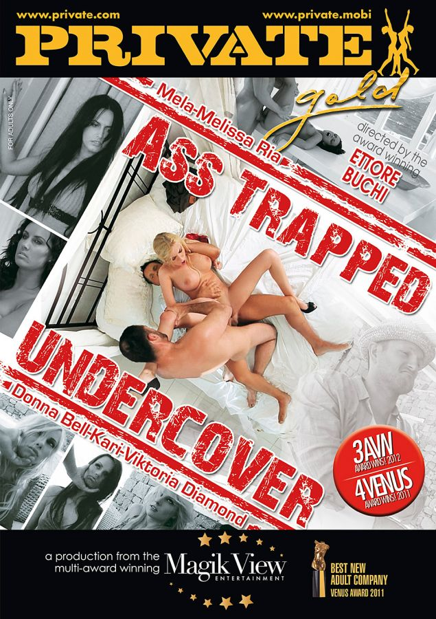 PRIVATE - Ass Trapped Undercover. - 1970301840