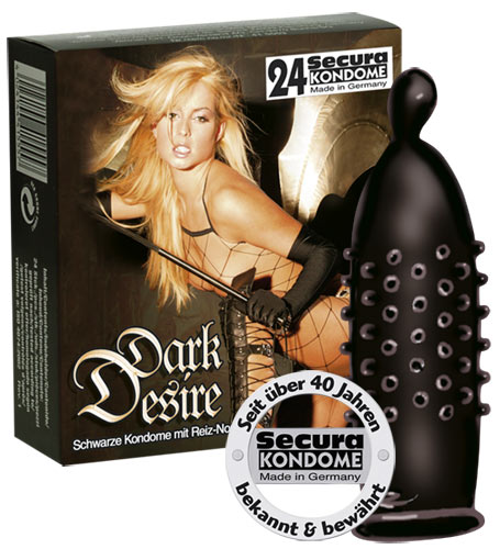 Secura Dark Desire 24ks
