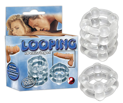 You2Toys Silicon Ringenset Looping