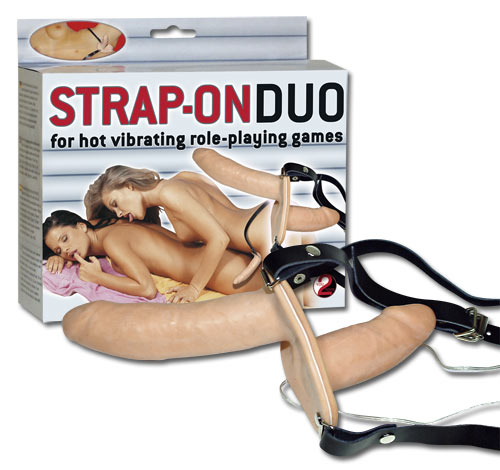You2Toys Strap-on duo