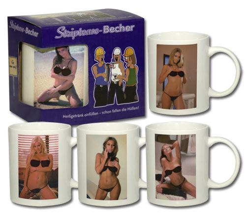 Striptease Becher Girl - 779121