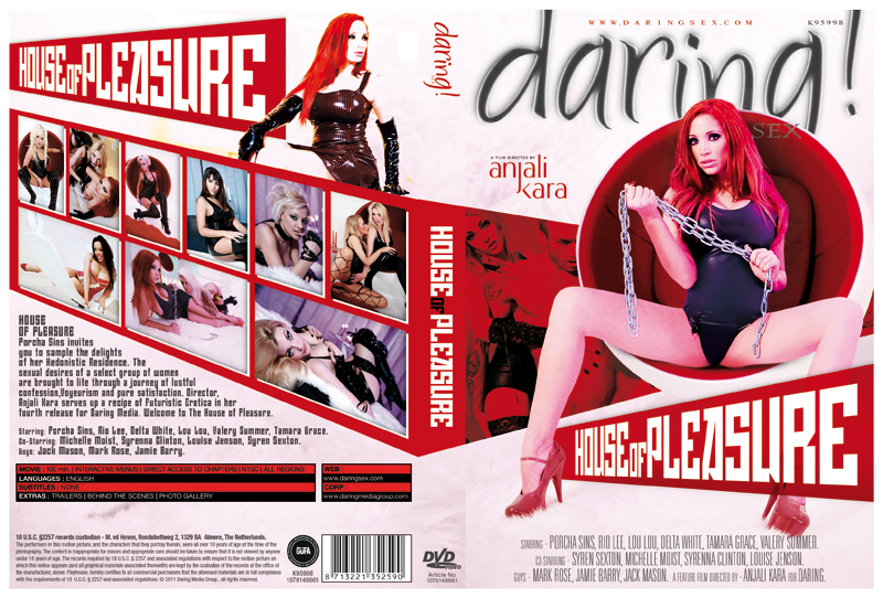 DARING - HOUSE OF PLEASURE. - 1070148661