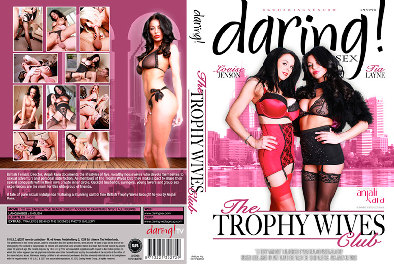 DARING - THE TROPHY WIVES CLUB.- 1070148791