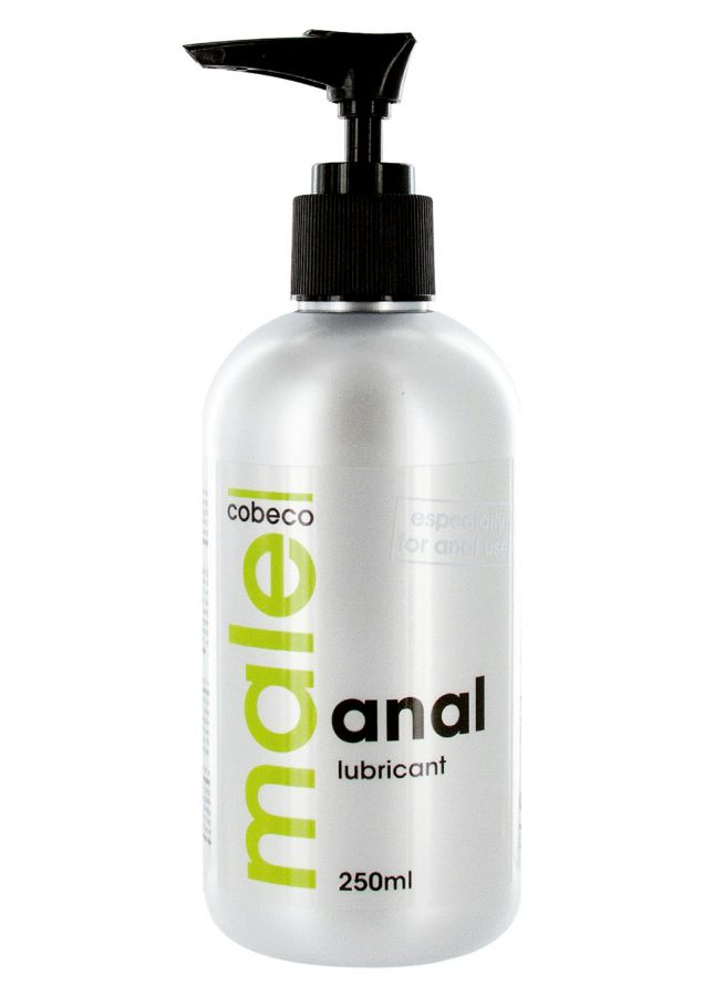 Male Anal Lubricant 250 ml - 3100004141