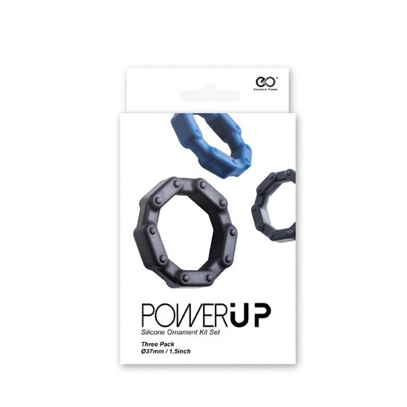 Excellent Power POWERUP SILICONE RINGS