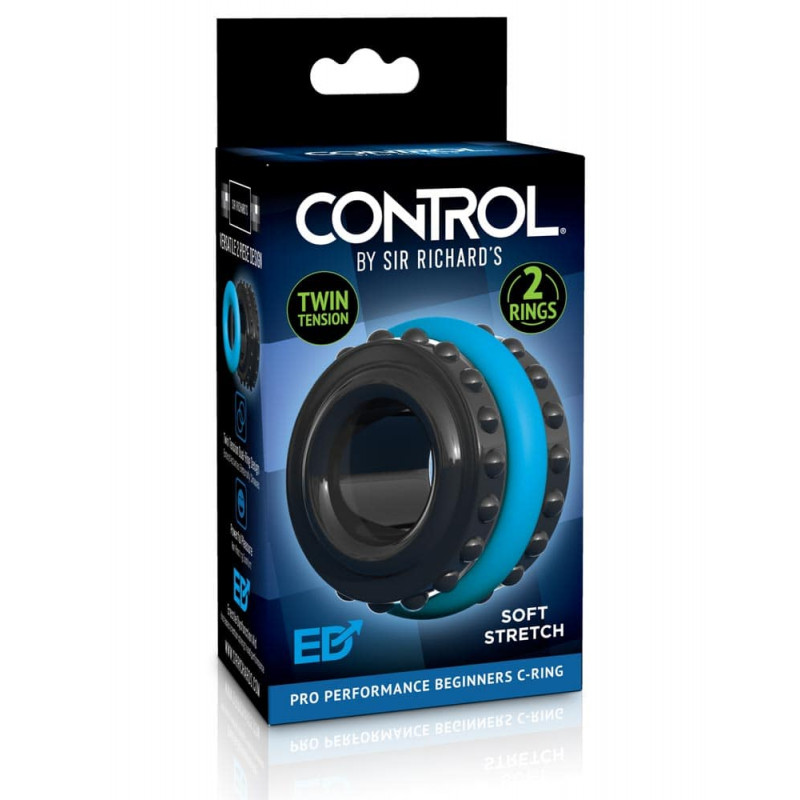 Control by Sir Richard's  Beginners C-Ring