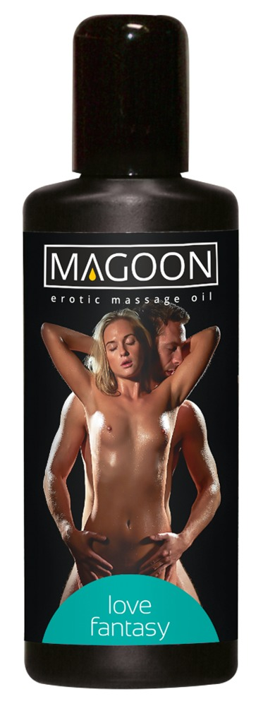 Magoon mas. olej - Love Fantasy (100 ml)