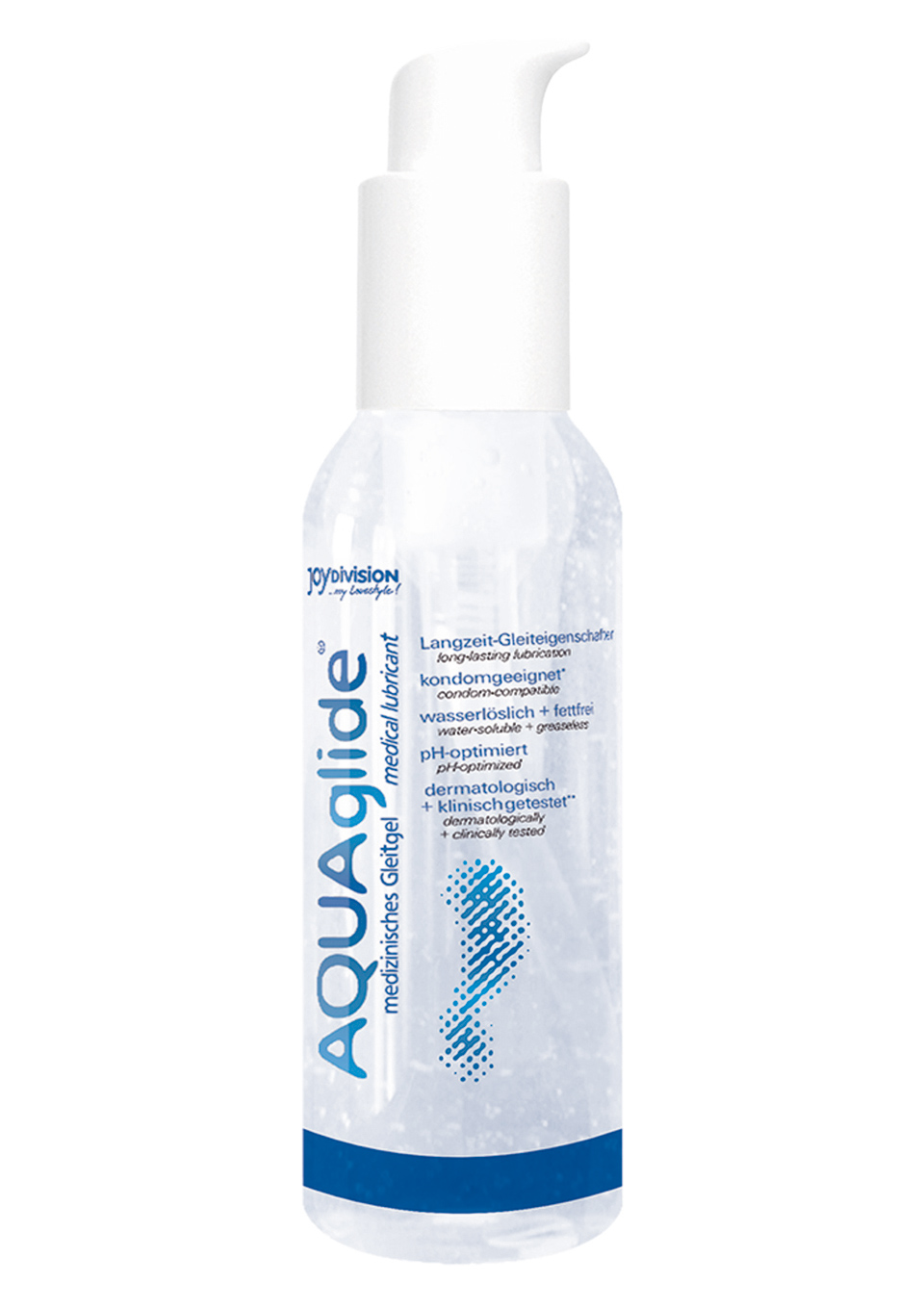 Joydivision Aquaglide Sensitive 125ml