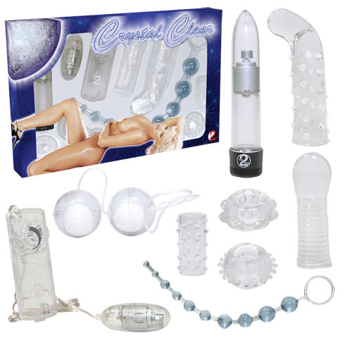 You2Toys Crystal Clear Set