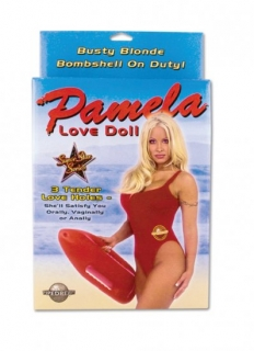 Pipedream Pamela Love Doll