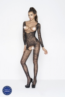 Catsuit Passion BS031 čierny