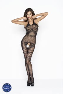 Catsuit Passion BS037 čierny