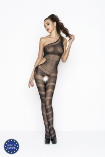 Catsuit Passion BS041 čierny