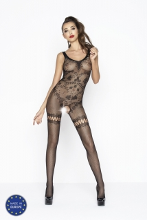 Catsuit Passion BS044 čierny
