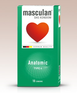Masculan Anatomic 10ks
