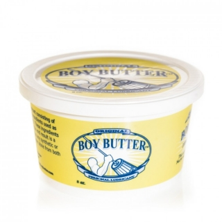 Boy Butter Original lubrikant na olejovej báze 8 oz 237 ml