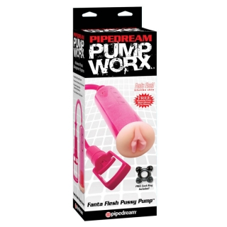 Pipedream Pump Worx Fanta Flesh Pussy Pump