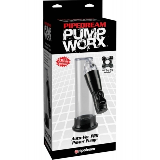 Pipedream Pump Worx Auto-Vac Pro Power Pump