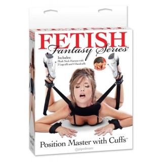 Fetish Fantasy Series Position Master With Cuffs