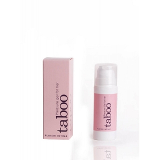 TABOO PLAISIR INTIME - Plesure gel for her 30 ml