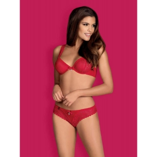 Obsessive Rougebelle set  - red