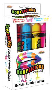 Spencer&Fleetwood BODYLICIOUS BODY PENS