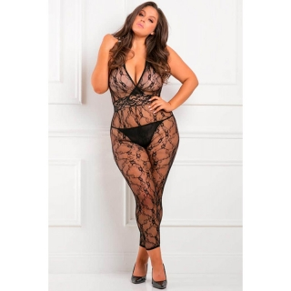 René Rofé Lacy Movie Bodystocking